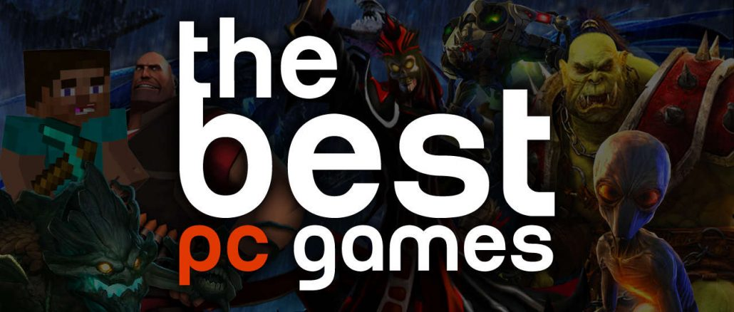 best pc games