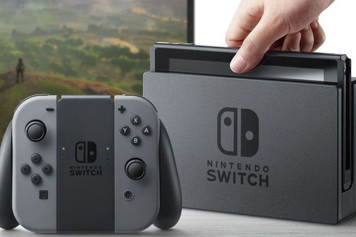 Nintendo's Switch news