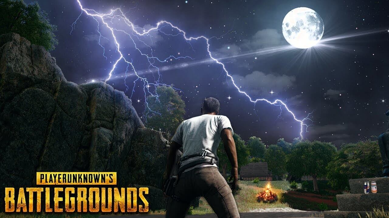 Pubg Update Halloween Special Update Adds Erangel Night Mode