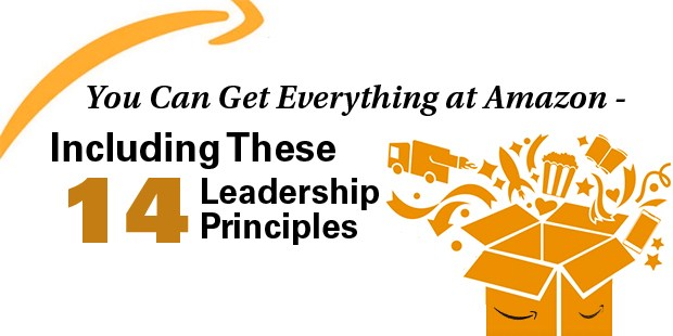 Amazon 14 leadership principles