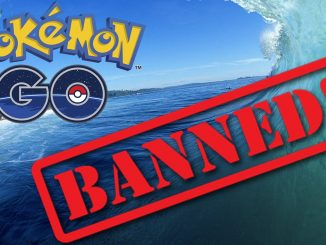 Pokemon Go ban wave