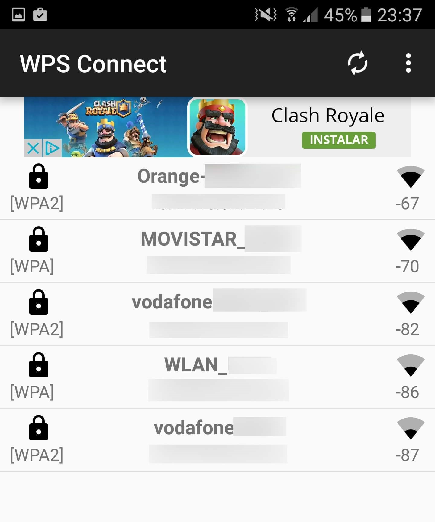 Excellent Wifi Hacker Apps For Android Without Root