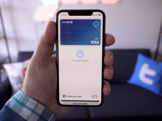 how you use Apple pay on iPhone X